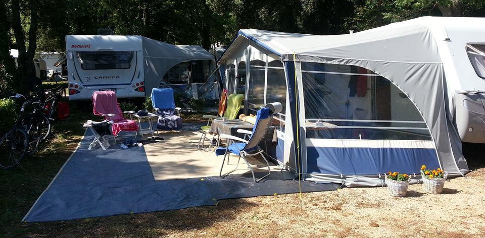 Tentdoek tentzeil bescherming
